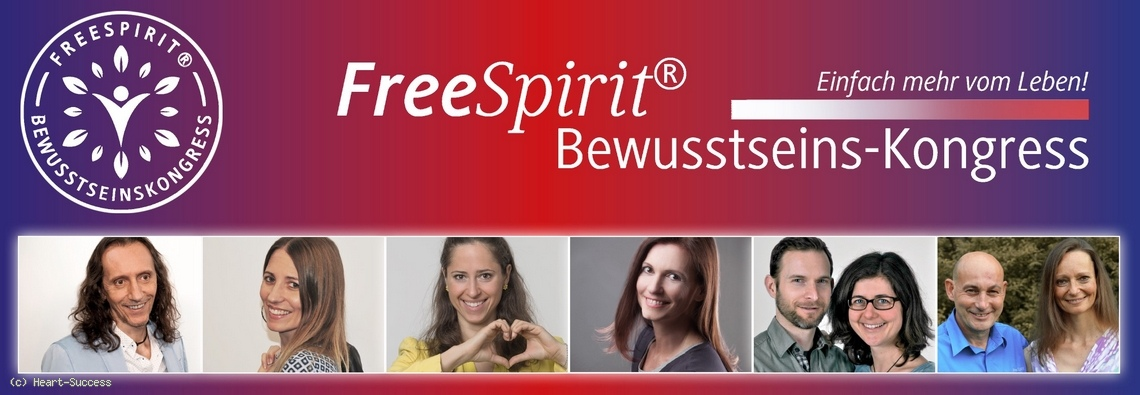1. Internationalen FreeSpirit®-Bewusstseinskongress