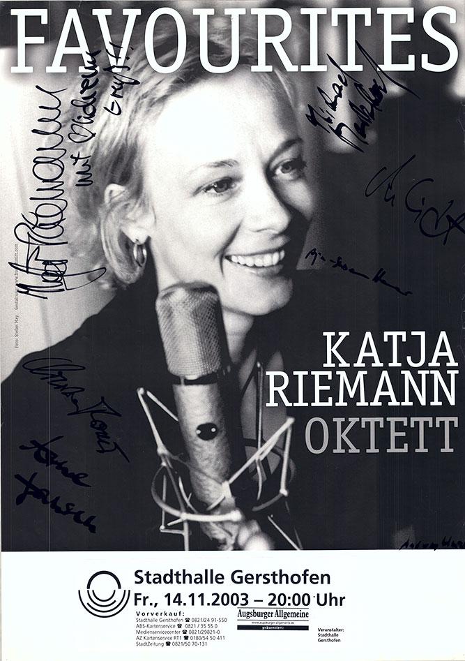 Mitte bis Ende der 90er Jahre war Katja Riemann eine der erfolgreichsten deutschen Schauspielerinnen,