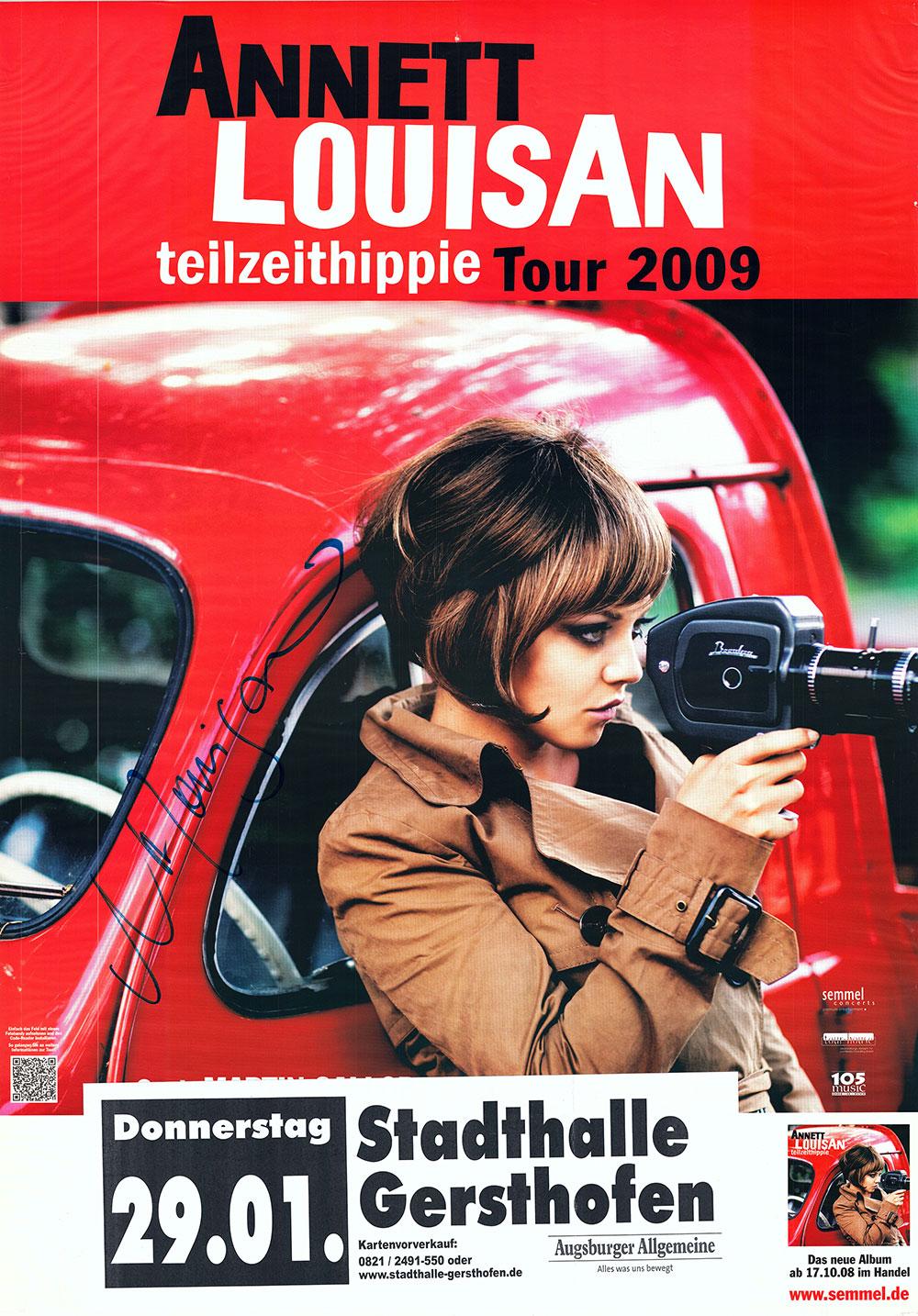 """Mit dem Song """"Das Spiel"""" wurde die Sängerin 2004 über Nacht bekannt"""