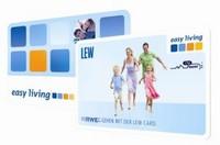 LEW Card